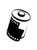 Film canister Royalty Free Stock Photography