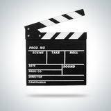 Film Clapboard Royalty Free Stock Photography