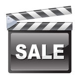 Film Clapboard sale Stock Photos