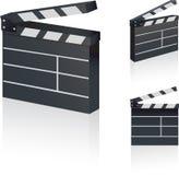 Film Clapper Stock Images