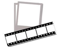 Film Composite Royalty Free Stock Photo