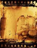 film d'émulsion Image stock
