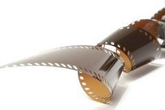 Film d'appareil-photo Images libres de droits
