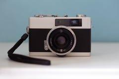 film d'appareil-photo rétro Photo libre de droits
