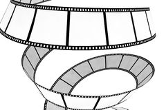 Film d'isolement de film/photo photographie stock libre de droits