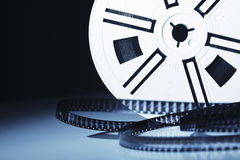film de 8mm Photos stock