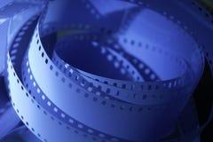 film de cinéma de 35mm Image stock
