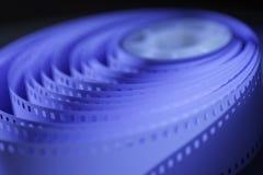 film de cinéma de 35mm Image libre de droits