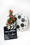 Film de Noël Images libres de droits