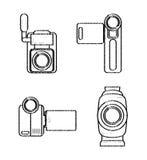 Film design Stock Images
