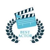 Film design Stock Image