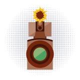 Film design Stock Photo