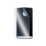 Film di protezione del telefono sullo schermo Vetro del protettore dell'esposizione di Smartphone illustrazione di stock