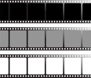 Film différent Images stock