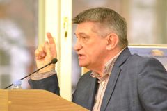 Film director Alexander Sokurov Royalty Free Stock Photography