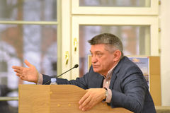 Film director Alexander Sokurov Royalty Free Stock Photos