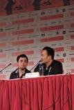 Film Director Haibin Du Royalty Free Stock Photo