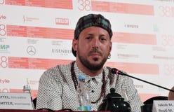 Film Director Jakob M. Erwa Stock Photos