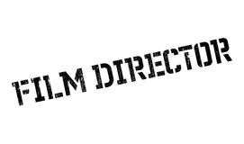 Film Director rubber stamp. Grunge design with dust scratches. Effects can be easily removed for a clean, crisp look. Color is easily changed Stock Photo