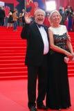 Film director Vladimir Khotinenko at Moscow Film Festival Royalty Free Stock Image