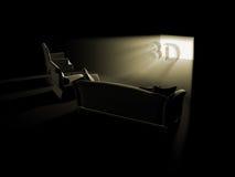Film domestico Fotografia Stock Libera da Diritti