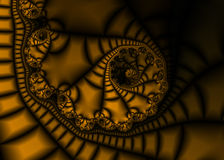 Film Effects. Fractal background image Royalty Free Stock Images