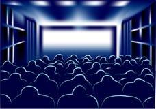 Film en theater Royalty-vrije Stock Foto