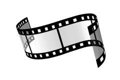 Film enroulé Photos libres de droits