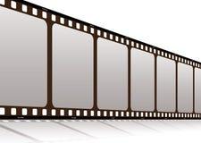 Film entlang Lizenzfreie Stockfotos
