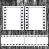 Film-Feld und Streifen Lizenzfreie Stockfotos