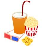 Film-Felder Lizenzfreies Stockfoto