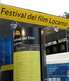 Film festival Locarno Royalty Free Stock Images
