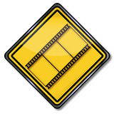 Film and film negatives Stock Photos