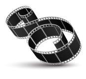 Film flim Gegenstand Vektor Abbildung