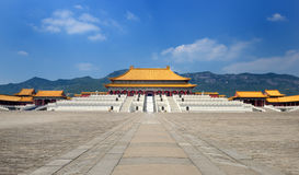 Film Forbidden City Royaltyfri Fotografi