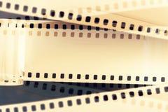 film fotograficzny pas Obraz Stock