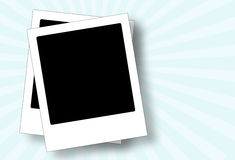 Film frame. Computer designed film frame background with space for your text Stock Images
