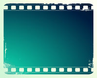 Film frame Royalty Free Stock Images