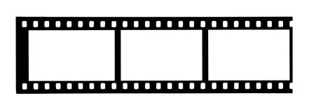 Film frame Royalty Free Stock Photography
