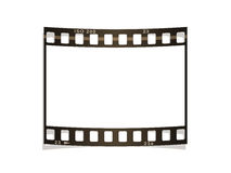Film frame. An image of a classic film frame Stock Photo