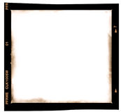 Film frame Stock Photo