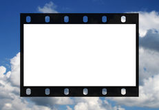 Film frame Royalty Free Stock Photos