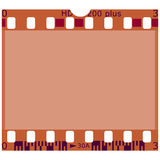 Film Frame. Old, Picture Frame Royalty Free Stock Photo