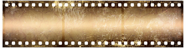 Film Frame Old Royalty Free Stock Photos