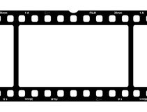 Film Frame. Old, Picture Frame Royalty Free Stock Photography