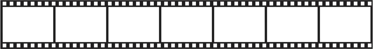 Film frame vector Royalty Free Stock Image