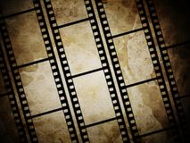 Film frame. Vintage background with film frame Royalty Free Stock Photo