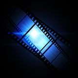 Film frame Stock Images
