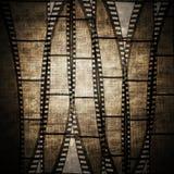 Film frame. Vintage background with film frame Royalty Free Stock Photo