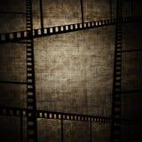 Film frame. Vintage background with film frame Stock Photo